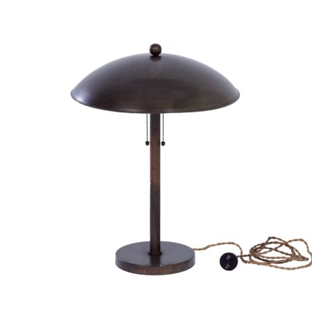 Giso 425 Table Lamp by W.H. Gispen for Gispen, 1930s – 1st Version | Mid Century Design