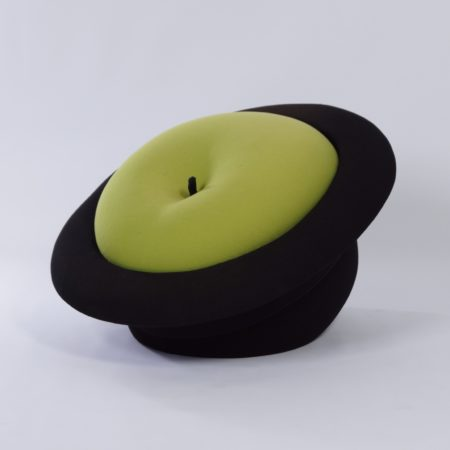 MAgriTTA Chair by Roberto Sebastian Matta for Studio Simon Gavina, 2000