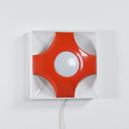 Popart Wall Lamp by Sölken-Leuchten, 1970s