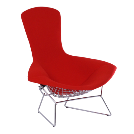 Bird Lounge Chair by Harry Bertoia for Knoll, 1990s | Mid Century Design