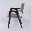 Vintage Chair by Cees Braakman for Pastoe, 1950s – Reupholstered