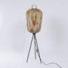 Vintage Tripod Floor Lamp , 1950s
