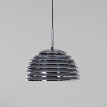 Saturno Hanging Lamp by Kazuo Motozawa for Staff Leuchten, 1970s