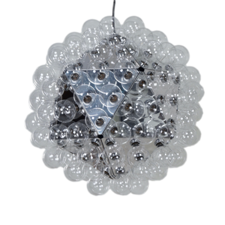 Taraxacum 88 S2 Pendant by Achille Castiglioni for Flos – Including 120 Light Bulbs | Mid Century Design