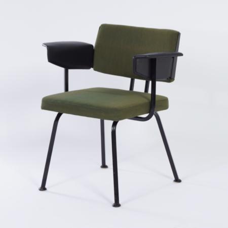 Industrial Armchair by Ahrend de Cirkel, 1960s