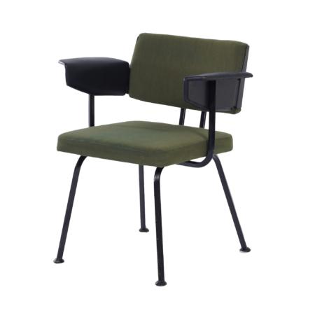 Industrial Armchair by Ahrend de Cirkel, 1960s | Mid Century Design