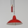 Counterweight Pendant attributed to Gino Sarfatti for Arteluce, 1940s