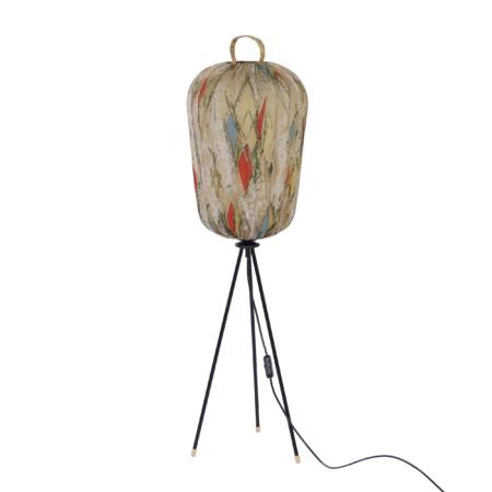 Vintage Tripod Floor Lamp , 1950s | Mid Century Design