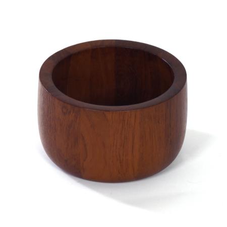 Fruit Bowl by Richard Nissen for Nissen Trævarefabrik, Langaa, 1960s | Mid Century Design