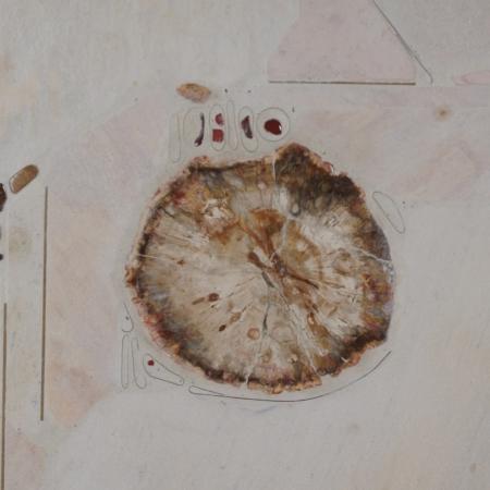 Natural Stone Kingma Coffee Table by Paul Kingma, 2001 – Square 90 cm