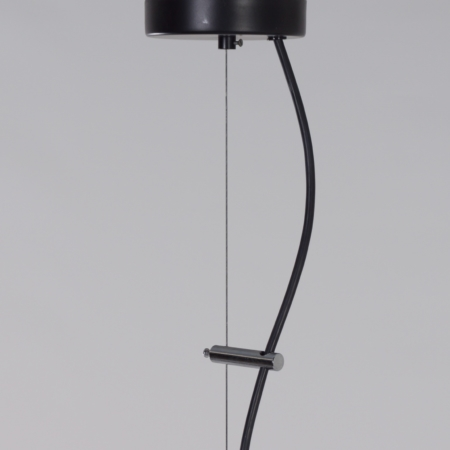 Chandelier 2097/50 by Gino Sarfatti for Flos, 1980s