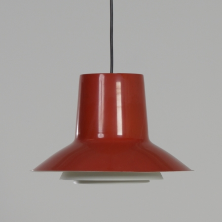Danish Auditorie 2 Hanging Lamp by Svend Middelboe for Nordisk Solar, 1960s