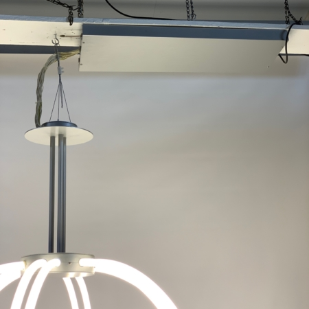 Guadaloupe Pendant by Egbert Keen for Artilite, 2004 – Single Edition from the Luce Vergine Series