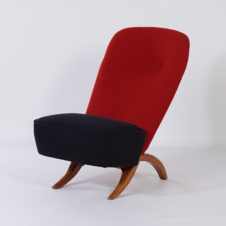 Congo Chair 1001 by Theo Ruth for Artifort, 1950s