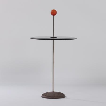 Orio Side table by Pierluigi Cerri for Fontana Arte, 1980s