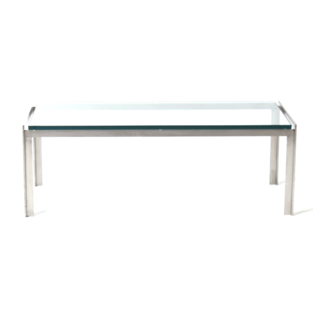 Rectangular M-2 Coffee Table by Metaform, 1990s | Mid Century Design