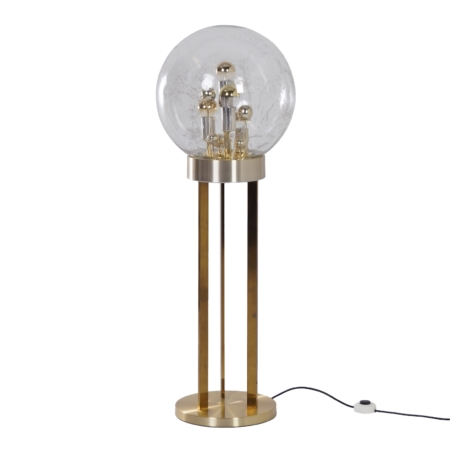 Sputnik Floor Lamp by Doria Leuchten, Germany, 1970s | Mid Century Design