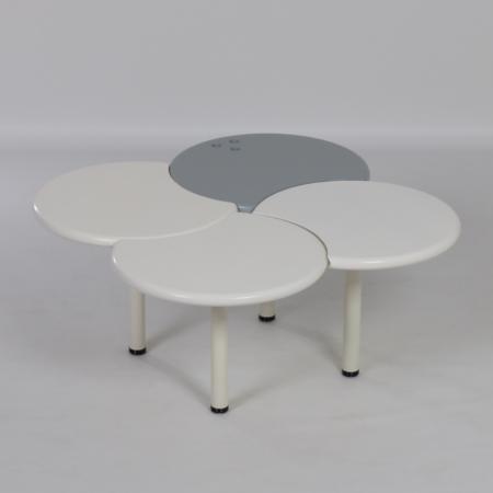 Coffee Table Haru by Isao Hosoe & Ann Martinelli for Arflex, 1980s