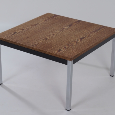Coffee table by Martin Visser for 't Spectrum, 1960s – Wengé Top