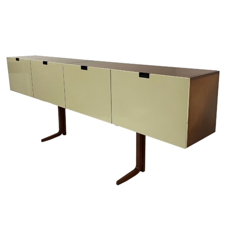High Sideboard by Cees Braakman for Pastoe, 1960s | Mid Century Design