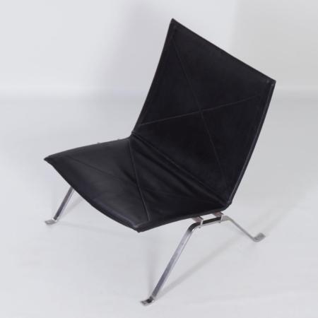 PK22 Lounge Chair by Poul Kjaerholm for Fritz Hansen, 1998
