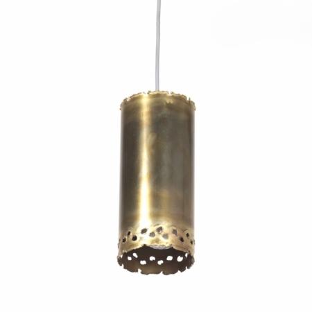 Brutalist Pendant Lamp by Svend Aage for Holm Sorensen & Co, 1970s – Denmark | Mid Century Design