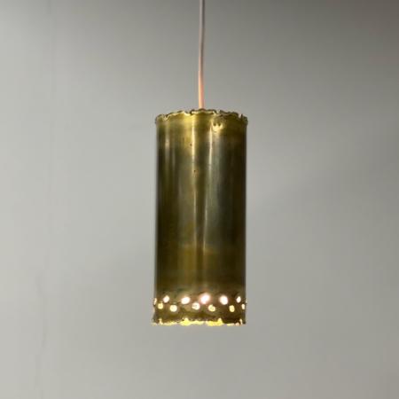 Brutalist Pendant Lamp by Svend Aage for Holm Sorensen & Co, 1970s – Denmark
