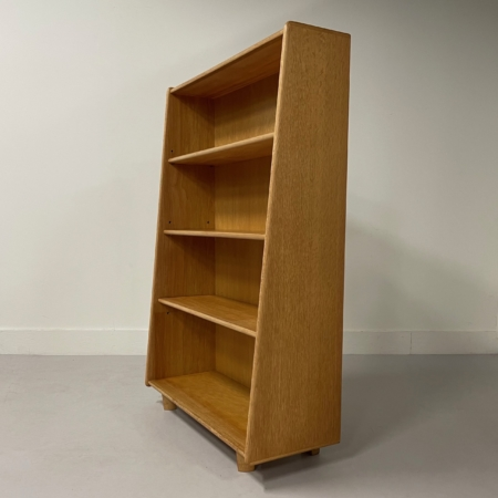 BE02 Bookcase(Oak series) by Cees Braakman for UMS Pastoe, 1950s