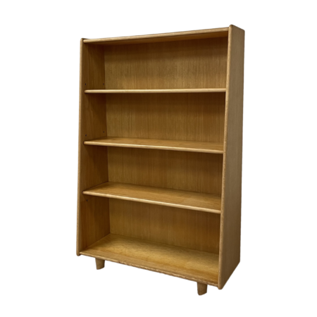BE02 Bookcase(Oak series) by Cees Braakman for UMS Pastoe, 1950s | Mid Century Design