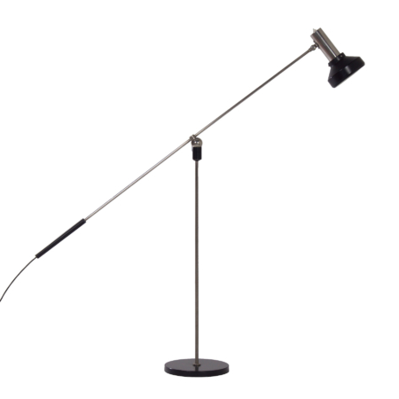 Magneto Floor Lamp by H. Fillekes for Artiforte, 1950s | Mid Century Design
