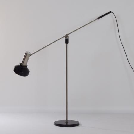 Magneto Floor Lamp by H. Fillekes for Artiforte, 1950s