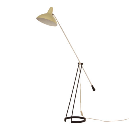 Tivoli Floor Lamp by Floris Fiedeldij for Artimeta, 1950s | Mid Century Design