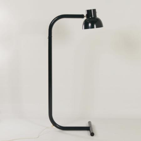 Floor lamp by Hans Agne Jakobsson for AB Markaryd, 1970s – Dark Green