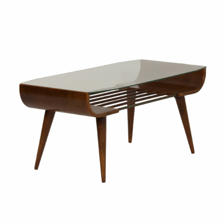 Coffee Table by Cor Alons for Den Boer Gouda, 1960s. | Mid Century Design
