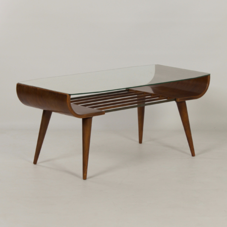 Coffee Table by Cor Alons for Den Boer Gouda, 1960s.