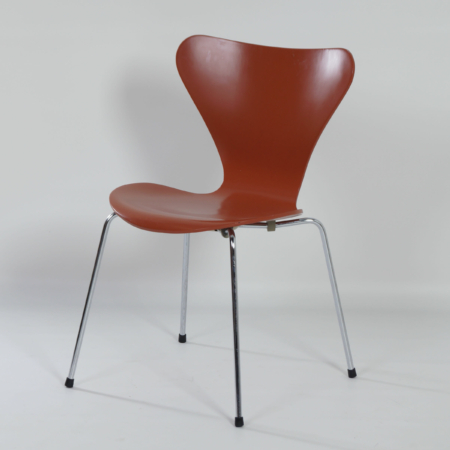 Butterfly Chairs by Arne Jacobsen for Fritz Hansen, 1970s   Set of 6