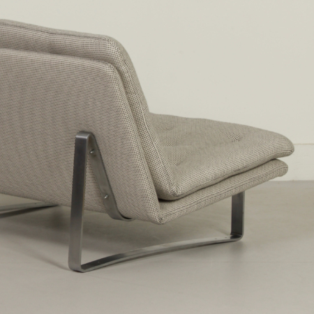 C684 Sofa by Kho Liang Ie for Artifort, 1960s – Reupholstered with Ploeg Fabric