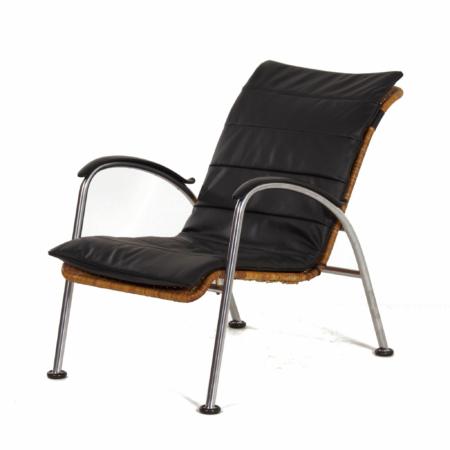 Gispen 404 Chair by W.H. Gispen for Gispen, 1950s | Mid Century Design
