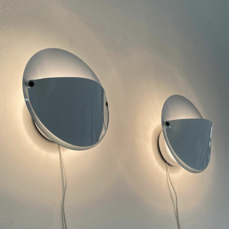 Set Giovi Wall Lamps by Achille Castiglioni for Flos, 1980s
