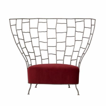 Sculptural Chair by Boda Horak for Anthologie Quartett, 2000s | Mid Century Design