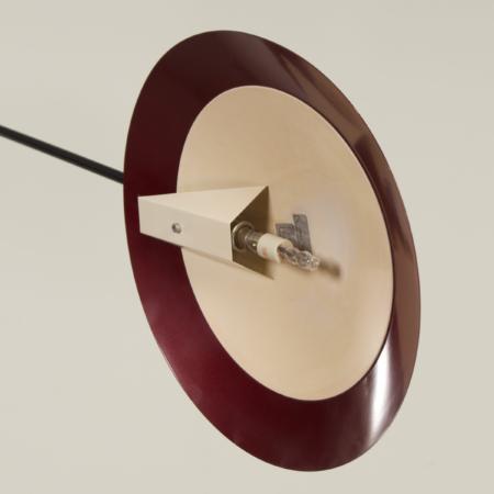 Adjustable Counterbalance Lamp by Herda, 1980s