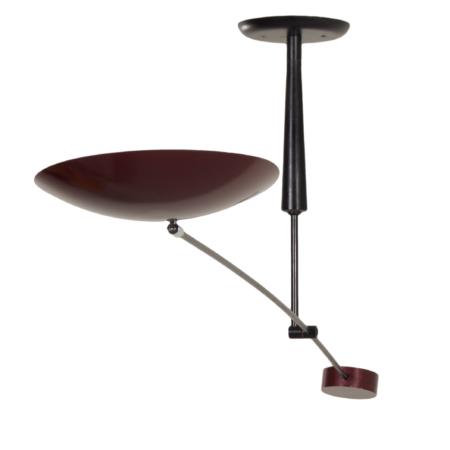 Adjustable Counterbalance Lamp by Herda, 1980s | Mid Century Design