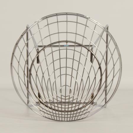 KM05 Wire Stool by Cees Braakman and Adriaan Dekker for Pastoe, 1950s