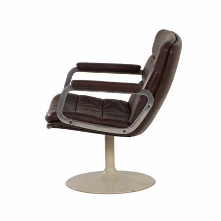 Mid century Swivel Chair 798 by Geoffrey Harcourt for Artifort, 1960s | Mid Century Design