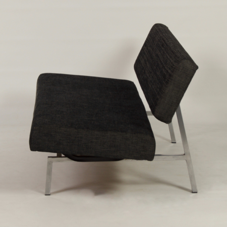 Mid-Century Sofa BZ53 by Martin Visser for 't Spectrum, 1960s – Reupholstered