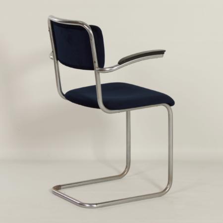 Original 201 Cantilever Chair by W.H. Gispen for Gispen, 1950s