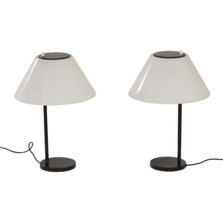 Table Lamps Combi by Per Iversen for Louis Poulsen, 1960s – 1st Edition | Mid Century Design