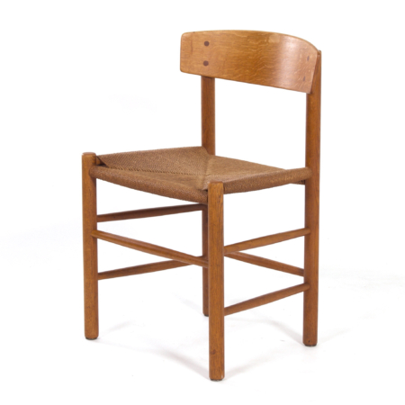J39 Chair by Borge Mogensen for FDB Møbler, 1940s | Papercord | Mid Century Design